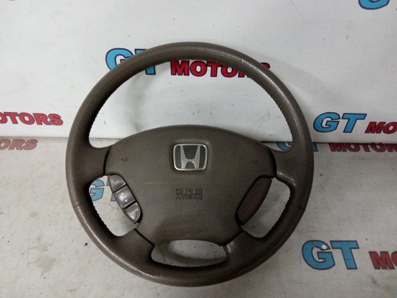 Руль Honda Odyssey RA6 F23A 2002