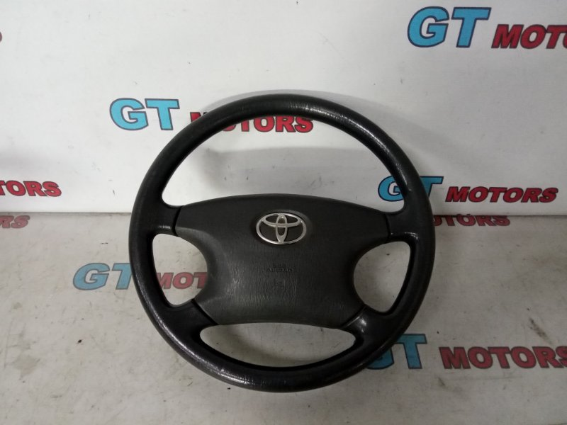 Руль Toyota Corolla NZE121 1NZ-FE 2002