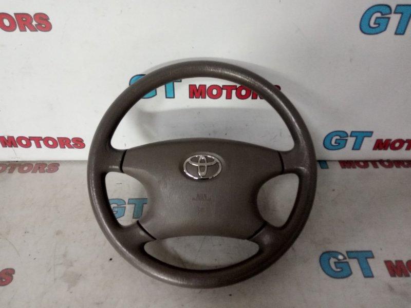Руль Toyota Corolla NZE124 1NZ-FE 2003