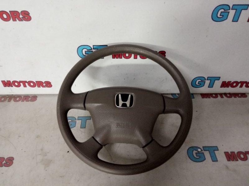 Руль Honda Stepwgn RF3 K20A 2002