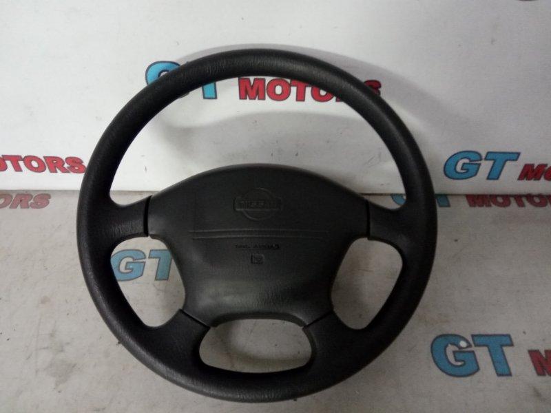 Руль Nissan Bluebird QU14 QG18DE 2000