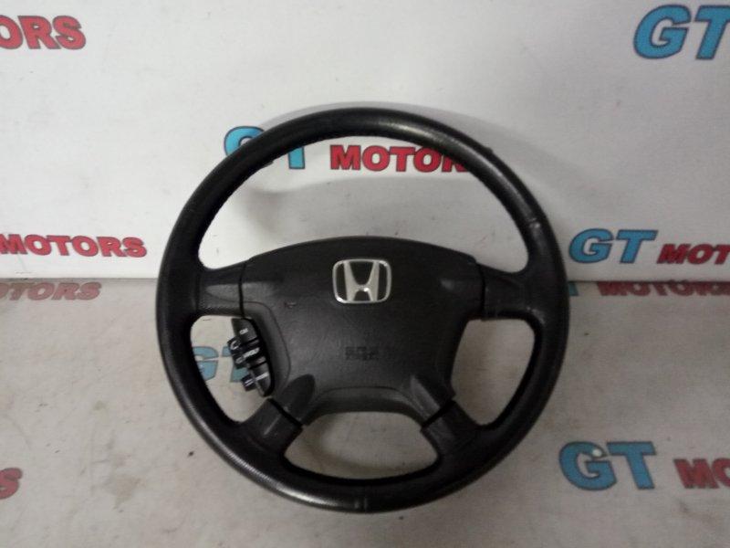 Руль Honda Cr-V RD6 K24A 2005