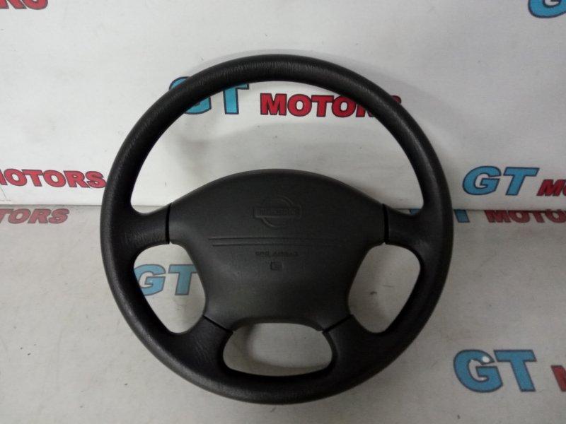 Руль Nissan Bluebird EU14 SR18DE 1997