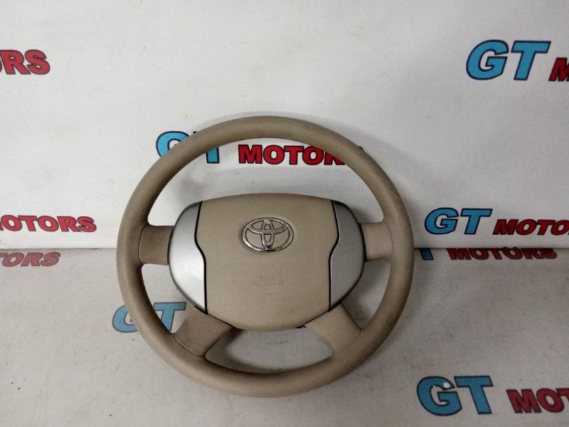 Руль Toyota Raum NCZ20 1NZ-FE 2003