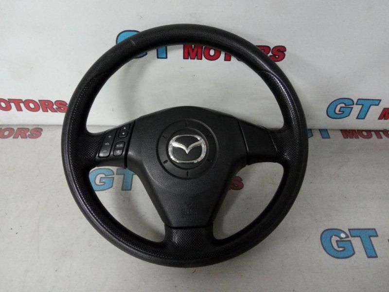 Руль Mazda Axela BK5P ZY-VE 2007