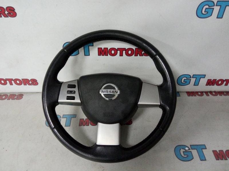 Руль Nissan Murano PNZ50 VQ35DE 2006
