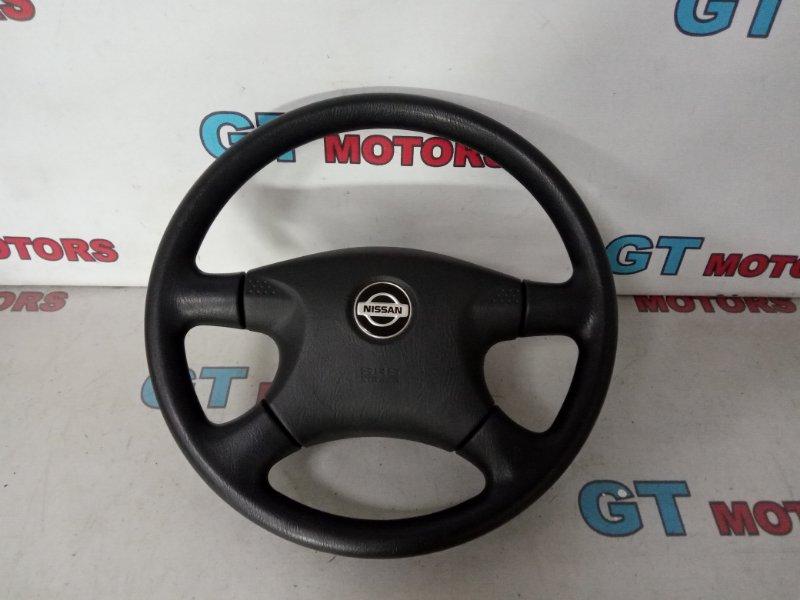 Руль Nissan Tino V10 QG18DE 1999