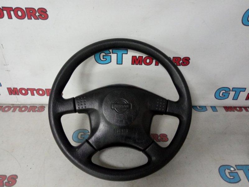 Руль Nissan Bluebird QU14 QG18DD 1999