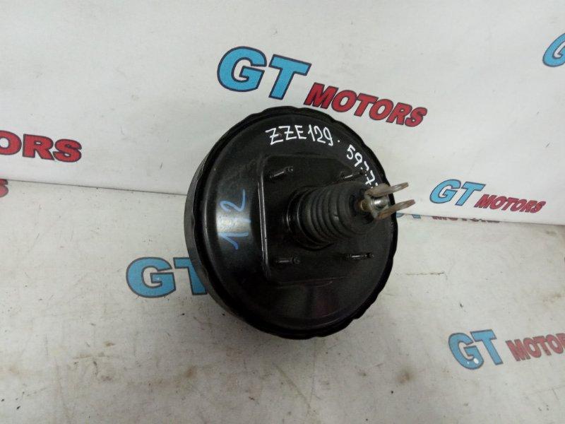 Вакуумный усилитель тормоза Toyota Will Vs ZZE129 1ZZ-FE 2001