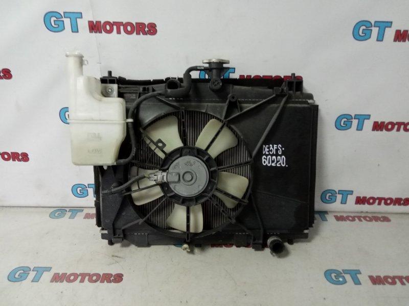Радиатор двигателя Mazda Demio DE3FS ZJ-VE