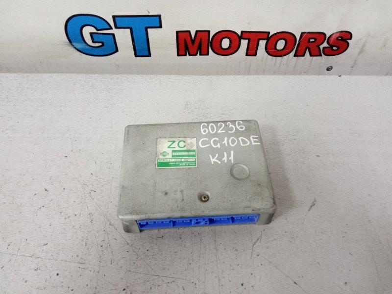 Компьютер (блок управления) Nissan March K11 CG10DE 1998