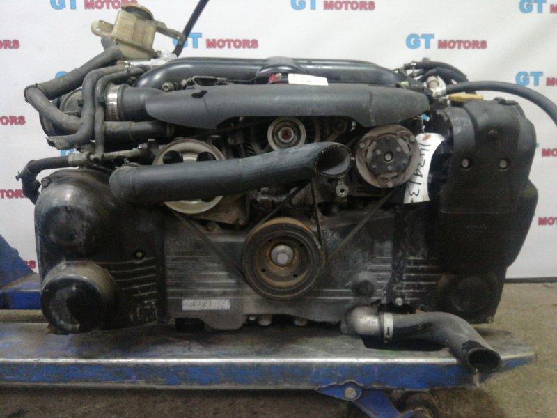 Двигатель Subaru Forester SH5 EJ20-T 2009