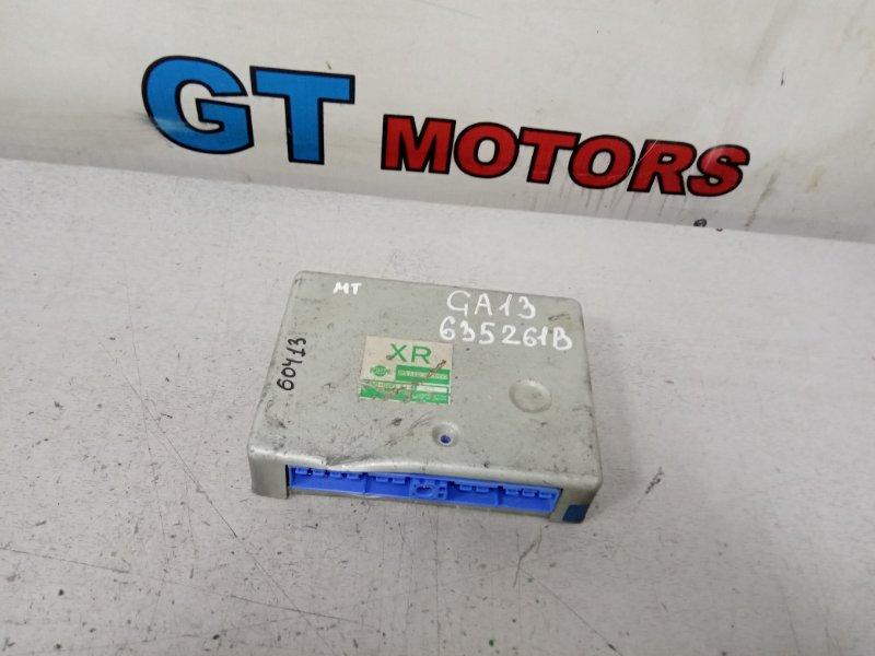 Компьютер (блок управления) Nissan Ad VY10 GA13DE