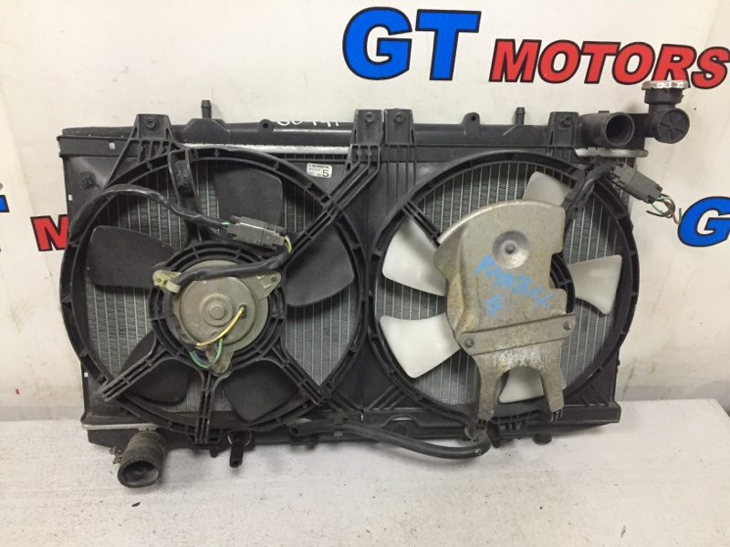 Радиатор двигателя Nissan Rasheen RHNB14 SR18DE