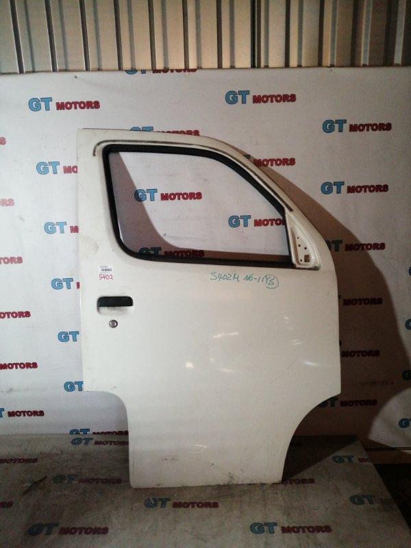 Дверь боковая Toyota Town Ace S402M 3SZ-FE 2013 передняя правая