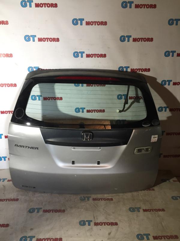 Дверь задняя багажника Honda Partner GJ3 L15A