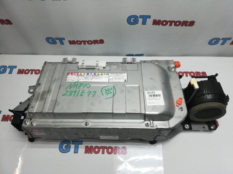 Батарея высоковольтная Toyota Aqua NHP10 1NZ-FXE 2014