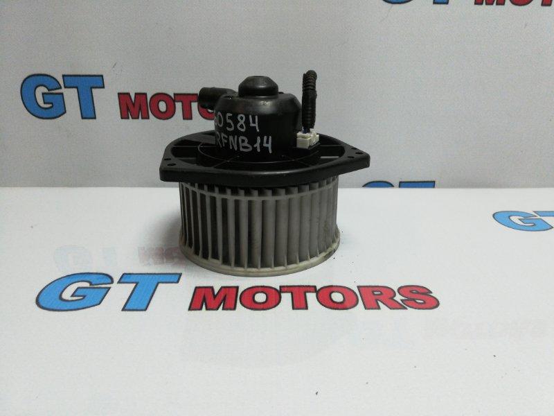 Вентилятор (мотор отопителя) Nissan Rasheen RFNB14 GA15DE 2000