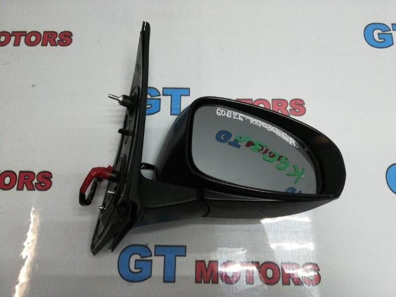 Зеркало боковое Toyota Passo KGC30 1KR-FE 2011 переднее правое