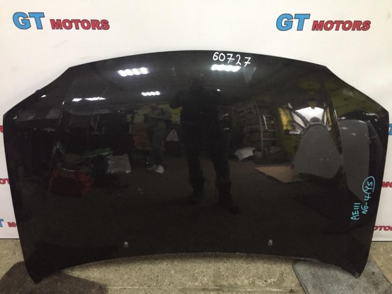 Капот Toyota Corolla Spacio AE111 4A-FE