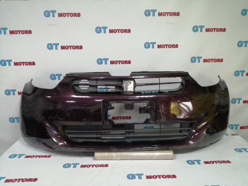 Бампер Toyota Passo KGC30 1KR-FE передний