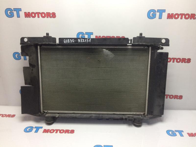 Радиатор двигателя Toyota Auris NZE151H 1NZ-FE