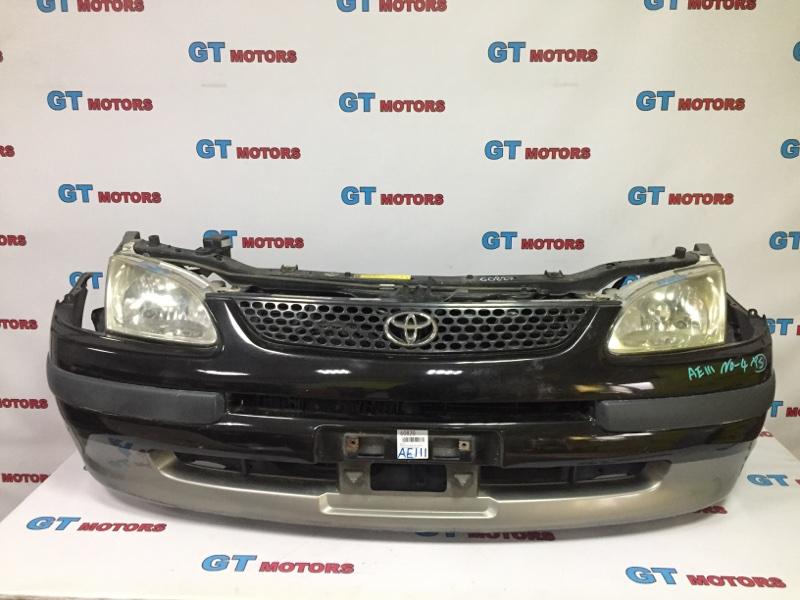 Nose cut Toyota Corolla Spacio AE111 4A-FE