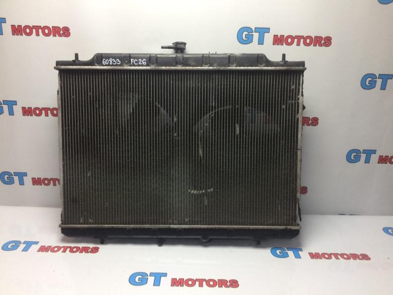 Радиатор двигателя Nissan Serena FC26 MR20DE 2011