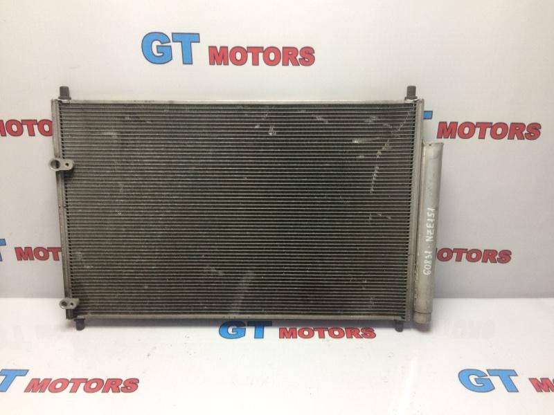 Радиатор кондиционера Toyota Auris NZE151 1NZ-FE