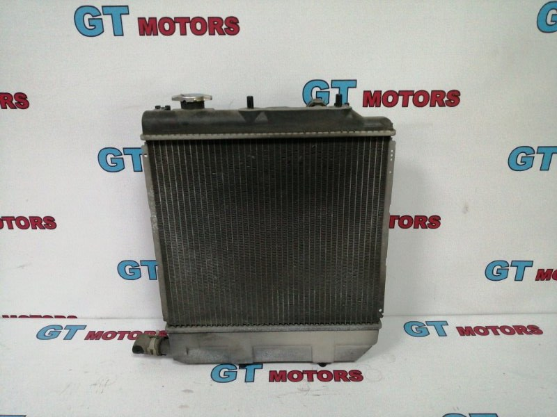 Радиатор двигателя Mazda Demio DW3W B3