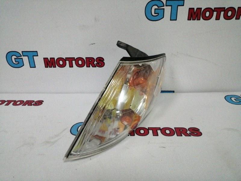 Поворотник (габарит) Mazda Mpv LWEW FS передний левый