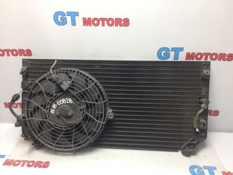 Радиатор кондиционера Toyota Corolla Spacio AE111 4A-FE
