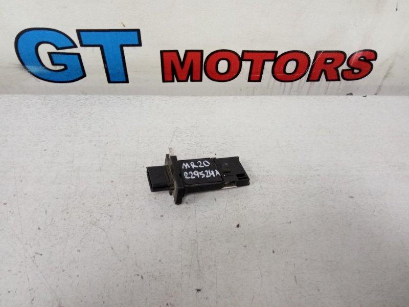 Расходомер (датчик расхода воздуха) Nissan Serena C25 MR20DE