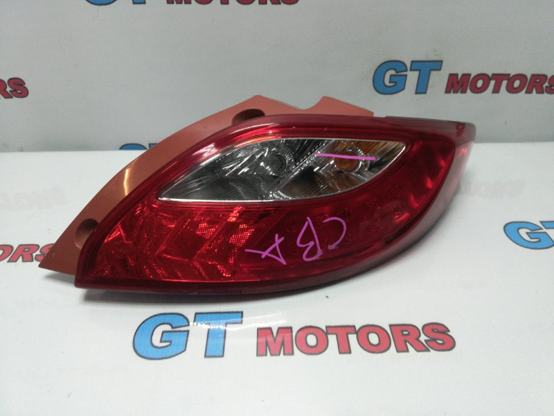 Фонарь (стоп-сигнал) Mazda Demio DE3FS ZJ-VE 2010 задний правый
