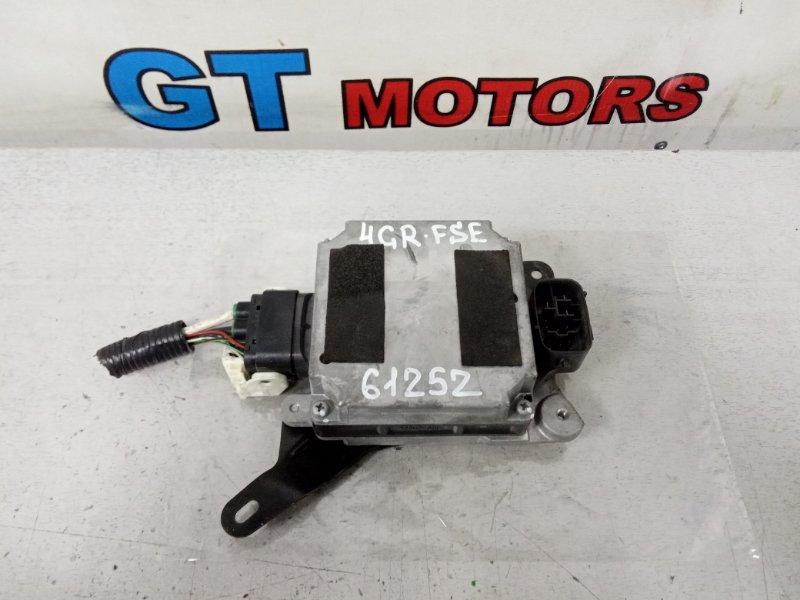 Блок управления рулевой рейкой Toyota Crown GRS180 4GR-FSE 2008