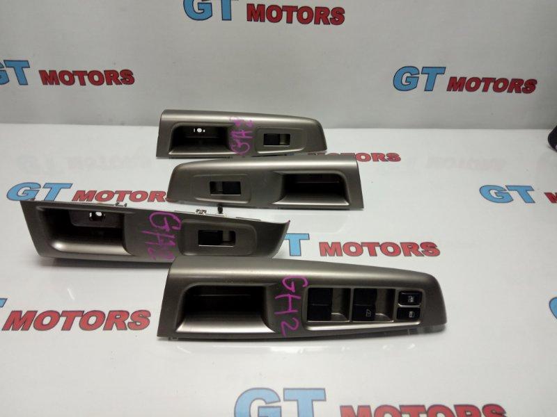 Блок управления стеклоподъемниками Subaru Impreza GH2 EL15 2008
