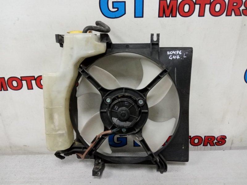 Вентилятор радиатора двигателя Subaru Impreza GH7 EJ20 2007 левый