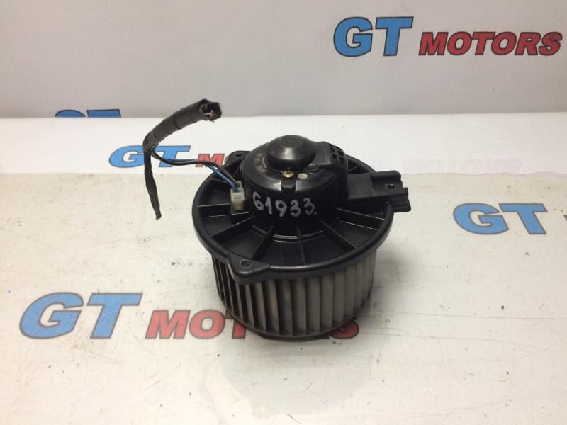 Вентилятор (мотор отопителя) Mitsubishi Delica Space Gear PD8W 4M40-T 2002