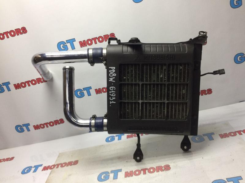 Радиатор интеркулера Mitsubishi Delica Space Gear PD8W 4M40-T 2002