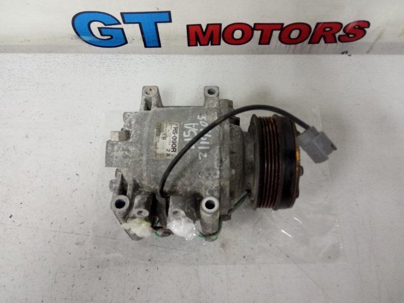Компрессор кондиционера Honda Mobilio GB1 L15A