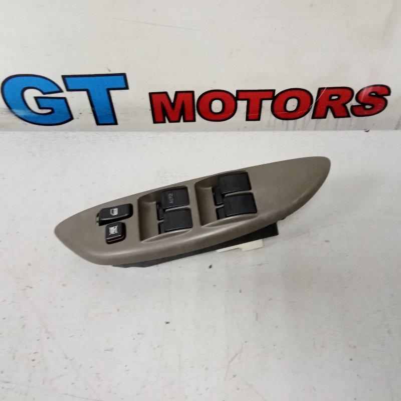 Блок управления стеклоподъемниками Toyota Platz NCP12 1NZ-FE