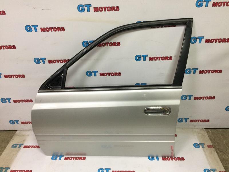 Дверь боковая Toyota Carina AT212 5A-FE 2001 передняя левая