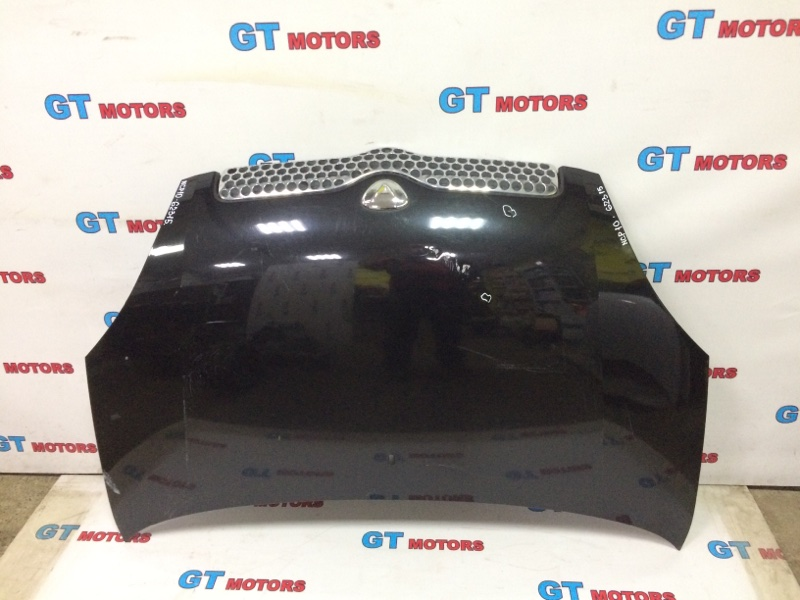 Капот Toyota Vitz NCP10 2NZ-FE 2000