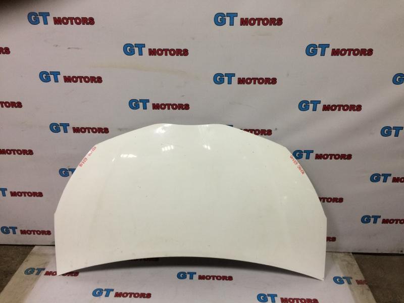 Капот Toyota Vitz NSP130 1NR-FE 2012