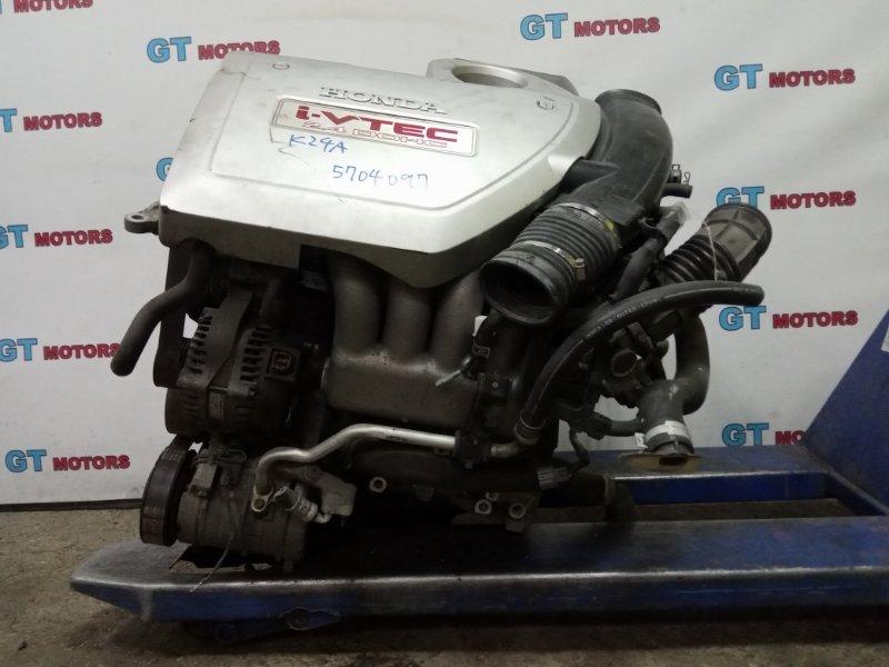 Двигатель Honda Odyssey RB2 K24A 2006