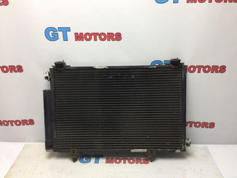 Радиатор кондиционера Toyota Vitz NCP10 2NZ-FE 2000