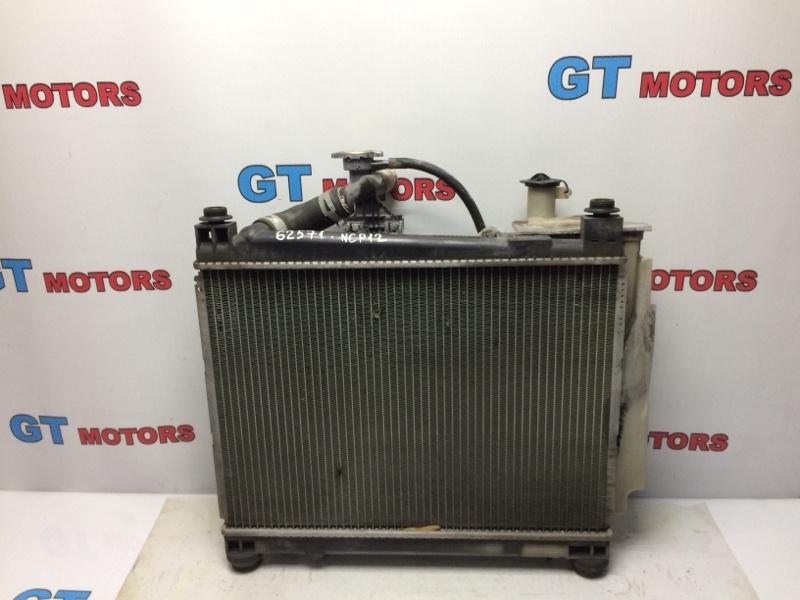 Радиатор двигателя Toyota Platz NCP12 1NZ-FE 2003