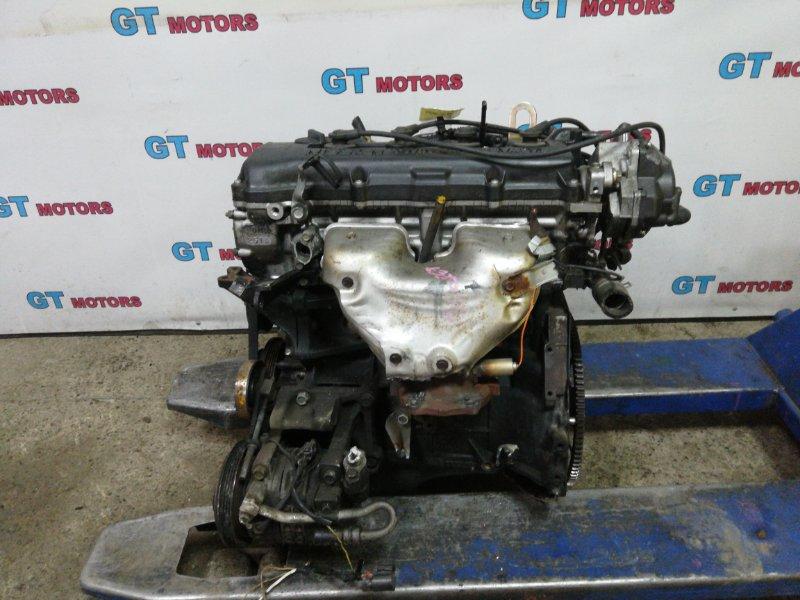 Двигатель Nissan Ad VY10 GA13DE 1996