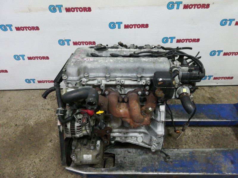 Двигатель Nissan Avenir W10 SR18DE 1994