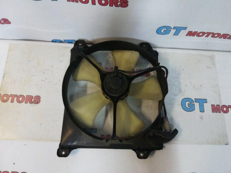 Вентилятор радиатора двигателя Toyota Carina Ed ST202 3S-GE 1994 левый